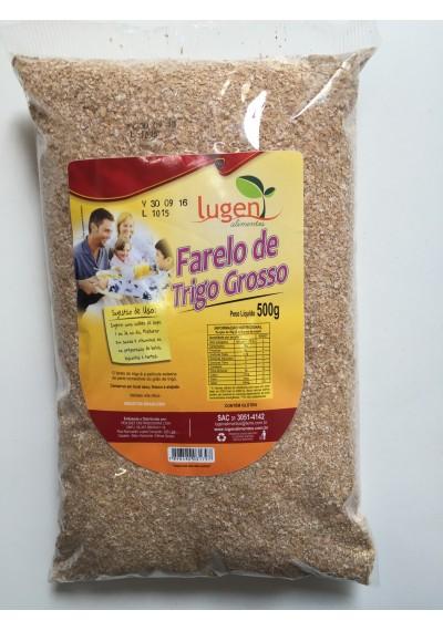 Farelo de Trigo Grosso Lugen 500g