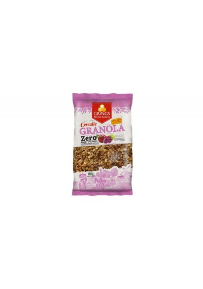 Granola Sem Adição de Açúcares Grings (250g, 800g)