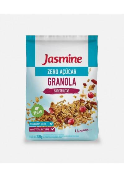 Granola Grain Flakes Sem açúcar Jasmine  250g