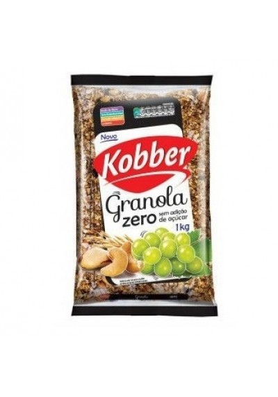 Granola Kobber Zero 1 Kg