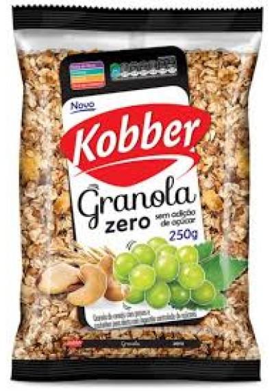 Granola Kobber Zero 250g