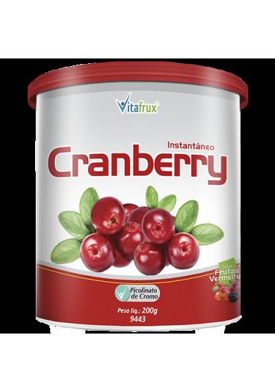 Instantâneo Cranberry VitaFrux 200g