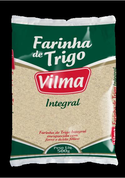 Farinha de Trigo Integral Vilma 500g