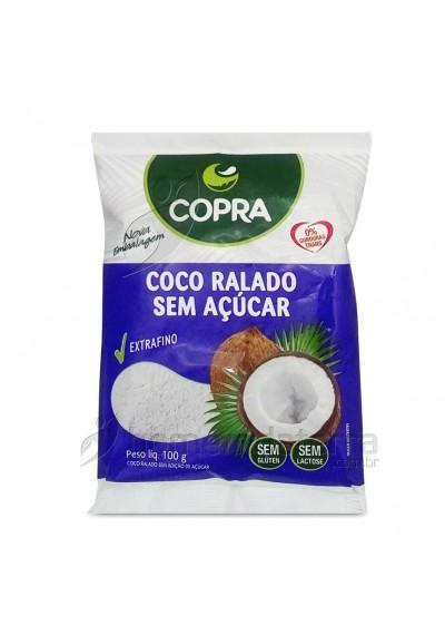 Coco Ralado sem açucar Copra