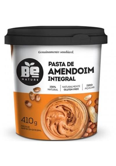 Pasta de Amendoim Integral Be Nature (410g é 1kg)