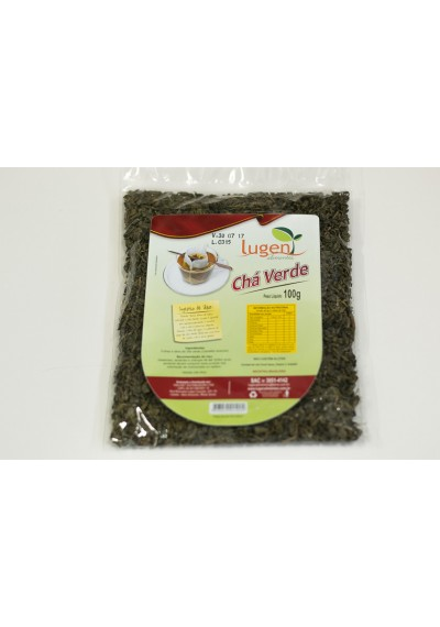 Chá Verde Lugen 100g
