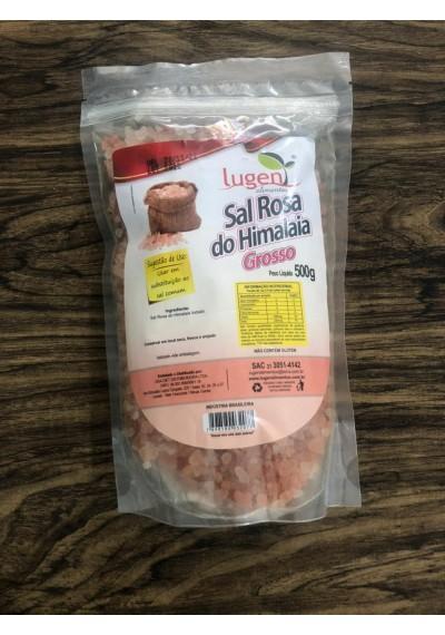 Sal Rosa do Himalaia Grosso Lugen (500g / 200g)