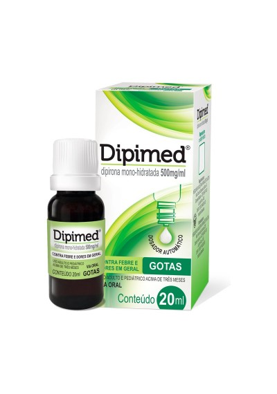 Dipimed gotas 20ml
