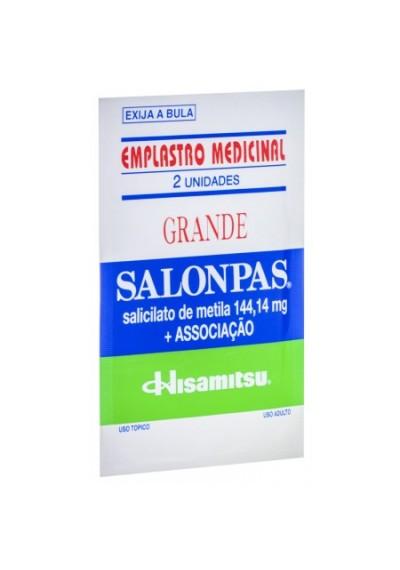 Salonpas -Emplastro Medicinal grande 2 Und
