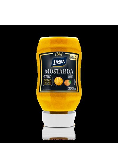 Molho Mostarda Zero Linea 350G