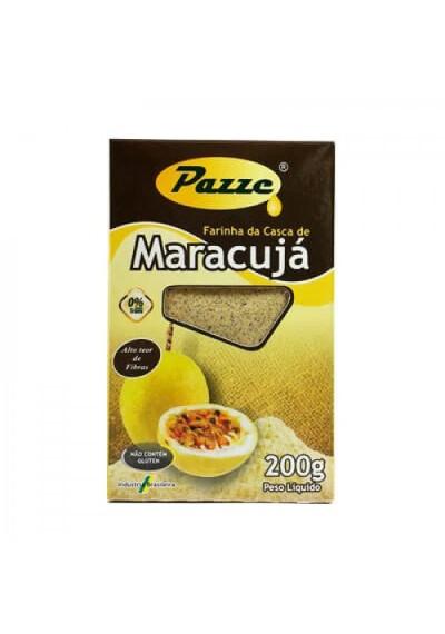 Farinha de Maracujá Pazze 200g