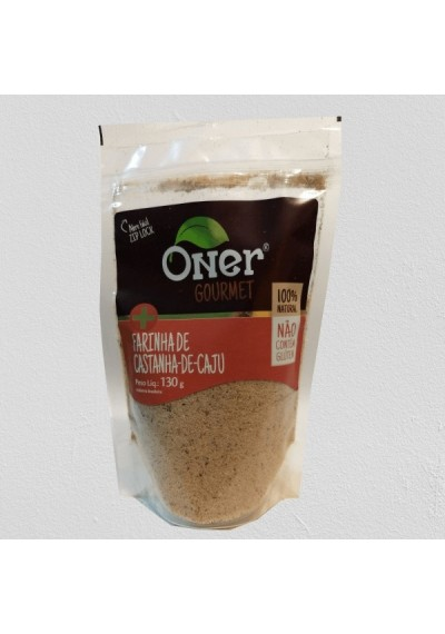 Farinha de castanha de caju Oner 130 g