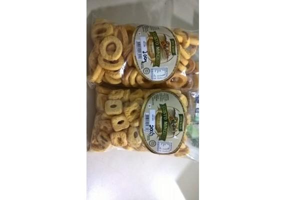 Biscoito Salgado Gosto Mineiro 200 G