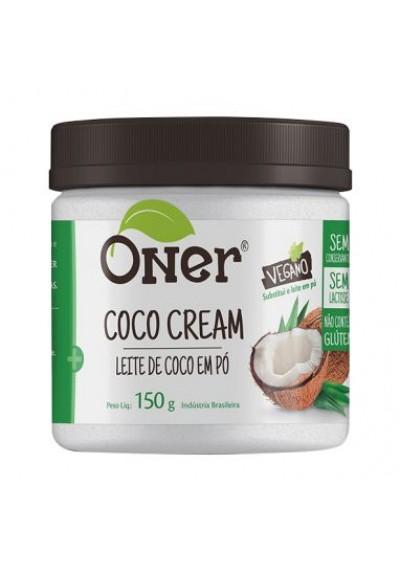 Coco Cream Leite de coco em pó  Oner 150grs