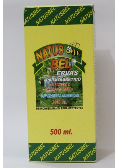 Ervas para Diabetico Natus Bel 500ml