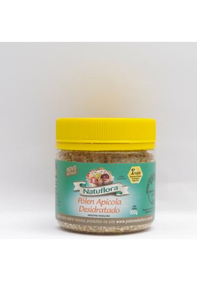 Pólen Apícola Desidratado Natuflora 100 g