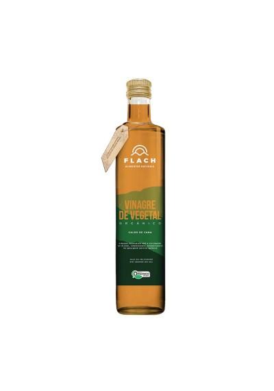 Vinagre de vegetal organico caldo de cana 500 ml
