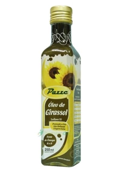 Óleo de Girassol Pazze Extra Virgem 250 ml