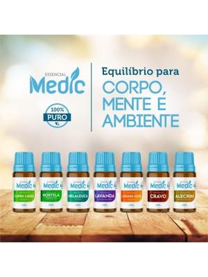 Óleo Essencial  Medic 10 ml