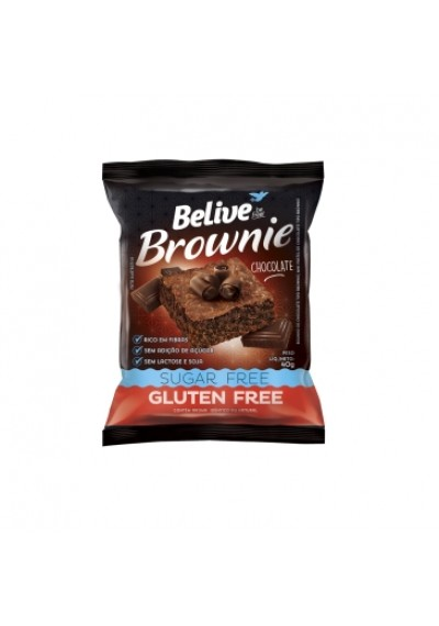 Brownie Chocolate Belive 40g