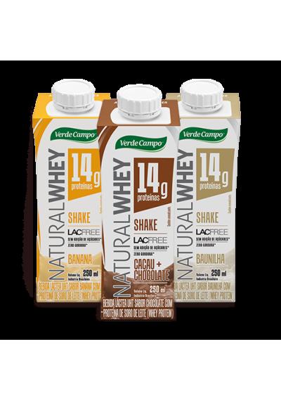 Natural Whey 14 g Proteina 250ml