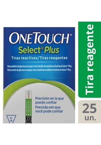 One Touch Select Plus c 25