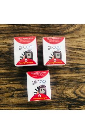 Promoção Fitas Glicoo Easyfy 3cx com 50 unidades