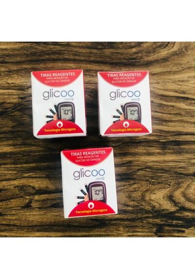Promoção Fitas Glicoo Easyfy 3 cx com 50 unidades