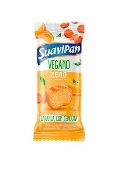 Mini Bolo Vegano SuaviPan 35g