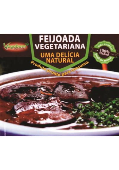 Feijoada Vegetariana 500g Vegabom