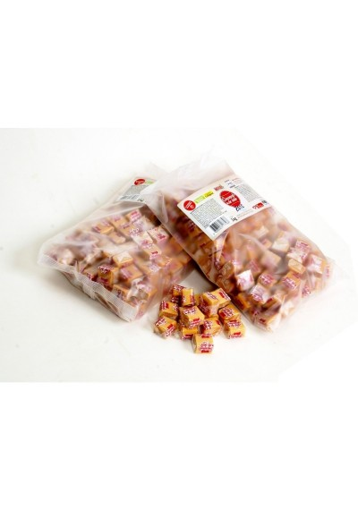 Bala caramelo Hue pacote 1 kilo