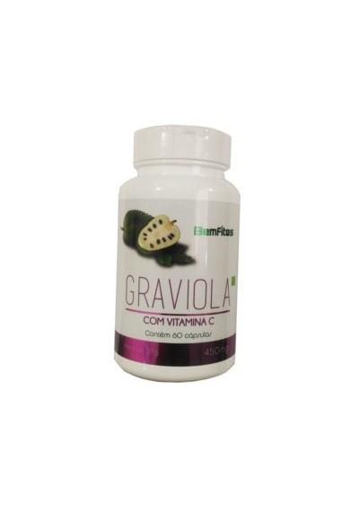 Graviola 450mg  capsula c/60 capsula