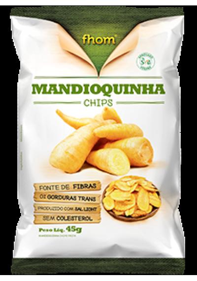 Mandioquinha Fhom chips  45 grs