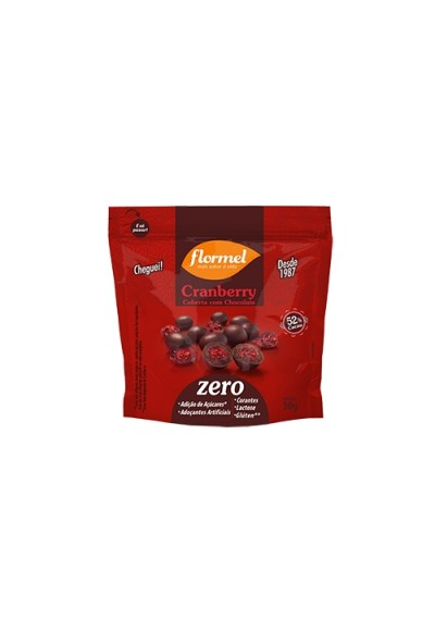 Cramberry coberto chocolate Flormel 30 g