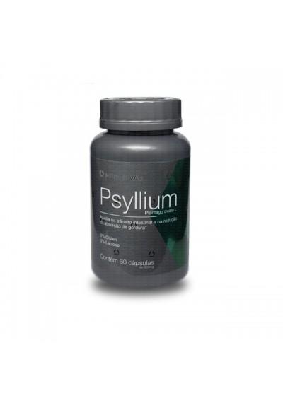 Psyllium Mediervas 60 Cápsulas de 500mg
