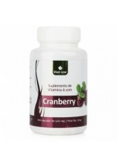 Suplemento de Vitamina A c/ Cranberry 50 Cápsulas de 500mg