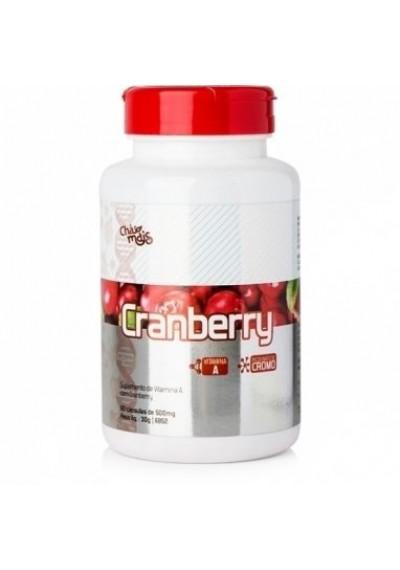Cranberry 60 Cápsulas de 400mg Chá Mais