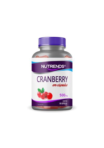 Cranberry 60 Cápsulas Nutrends (Cramberry)
