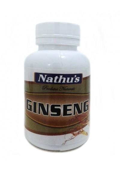 Ginseng  120 Capsulas 500mg Nathus