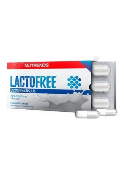 LACTOFREE (Lactase) 9.000FCC ALU 30 capsula NUTRENDS