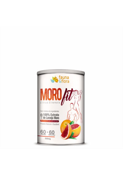 Moro fit  500 mg 60 capsula