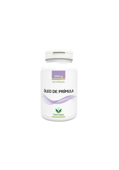 Óleo de prímula 500mg c/ 60 cápsula