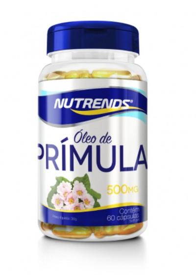 Óleo de Prímula Nutrends 60 cápsulas softgel de 500 mg