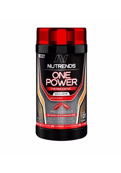 One Power Termogênico 120 capsula Nutrends