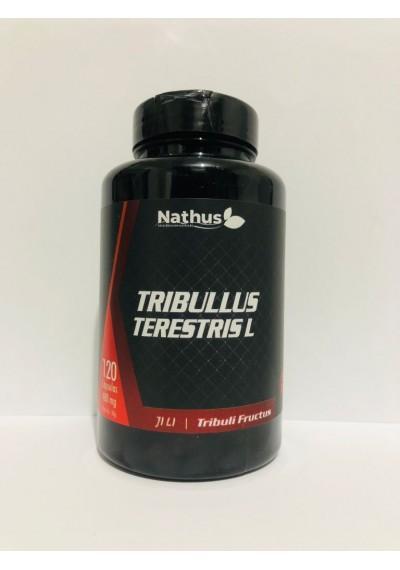 Tribullus Terrestris L Nathus 120 Cápsulas de 480mg