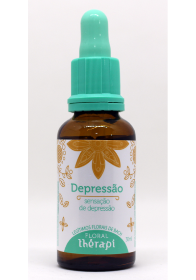 Floral Depressão Therapi 30 ml
