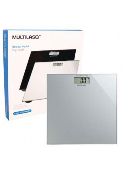 Balança Digital Digi-Health Serene, Multilaser, Hc021