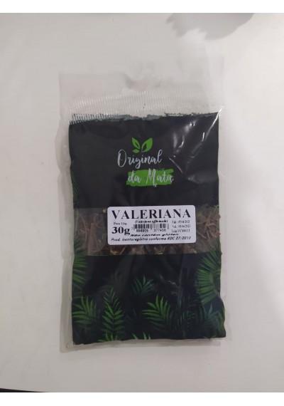 Chá de Valeriana Original da Mata 30g