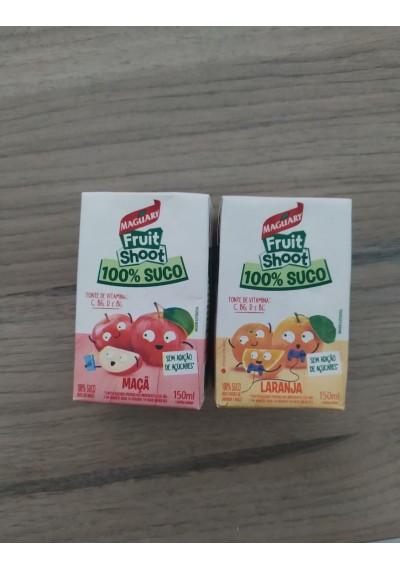 Suco Fruit Shoot 100% suco Maguary (Laranja, Maça)